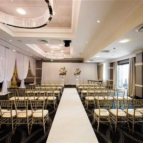 Grand Ballroom Ceremony