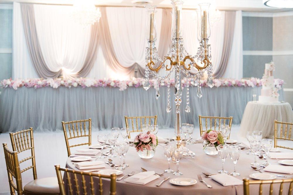 North Western Sydney Wedding Reception