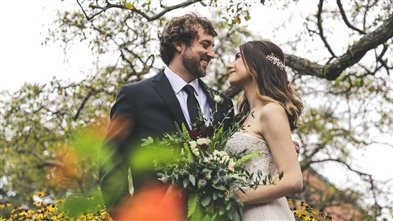 Autumn Wedding Trends
