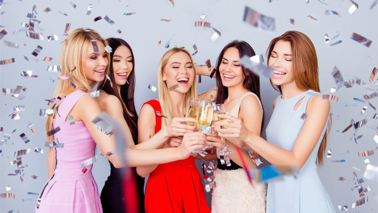 Stylish 21st birthday parties in the Hills District